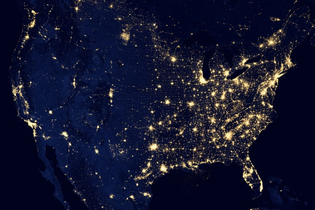 cyber security, us power grid